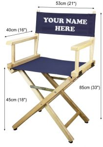 Classic Director's Chair