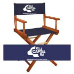 Director Chair Single Colour Capital