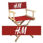 H&M Directors Chair